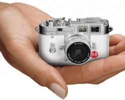 Minox release a 14Mpx miniature Digital Classic Camera
