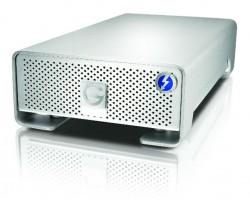 G Technology's new storage solutions