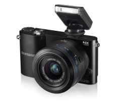 Samsung announces the availability of the NX1100